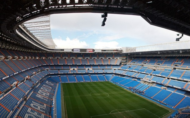 Bernabeu Stadium