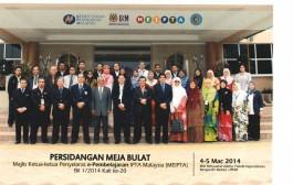 Persidangan Meja Bulat MEIPTA di Kedah
