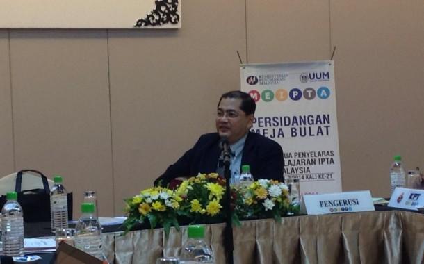Persidangan meja bulat MEIPTA ke 21 di. Alor Star Kedah anjuran UUM Sintok