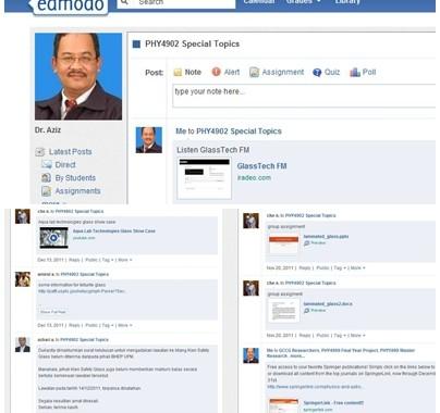 Edmodo.com tingkatkan aktiviti e- Pembelajaran