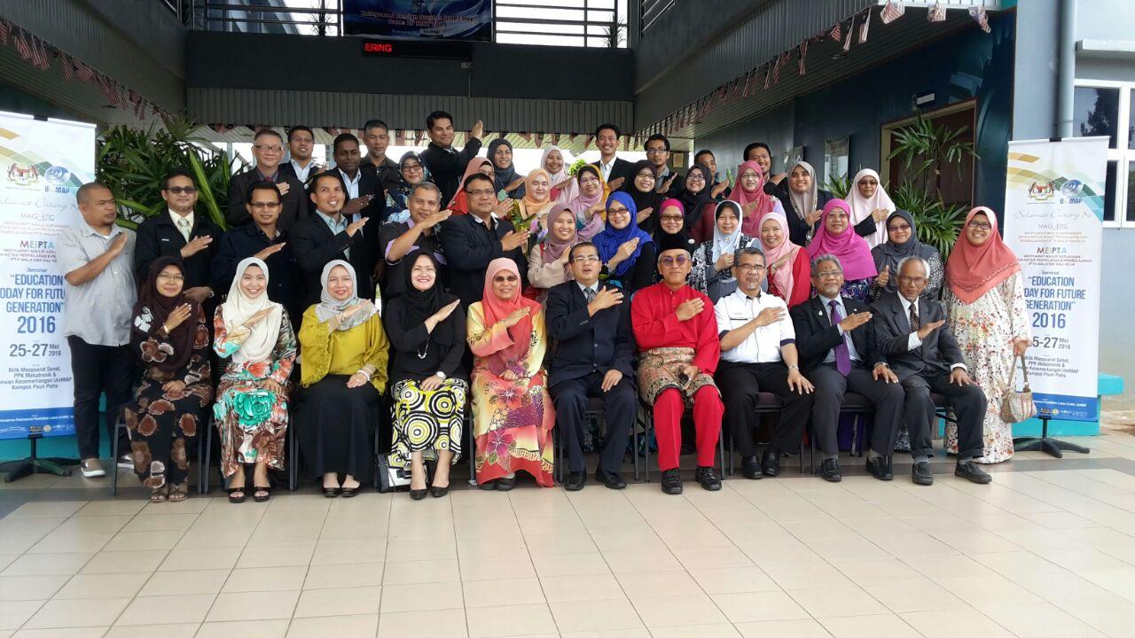Persidangan MEIPTA ke-28 di UniMAP, Perlis