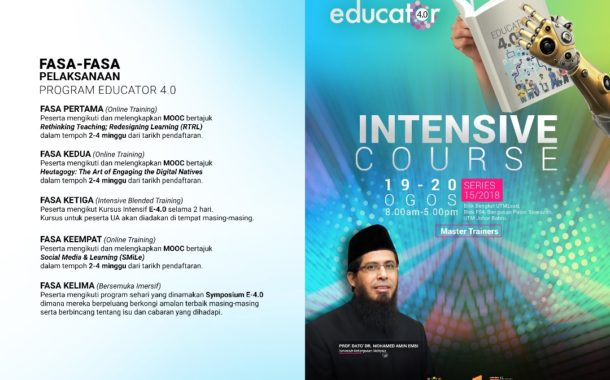 PROGRAM EDUCATOR 4.0 UNIVERSITI AWAM