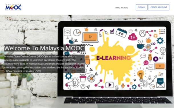 MY MOOC Officially Launched